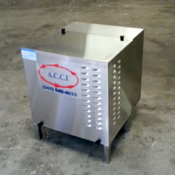Compact Bin Heater