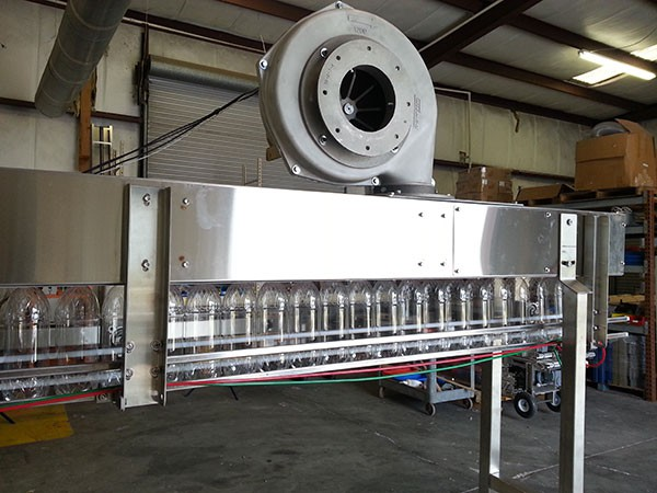 Bottle Air Conveyor