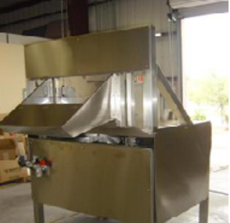 Bulk Cap Dumpers for both Gaylord's and Standard Boxes
