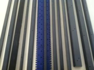 Custom PVC or Aluminum Cleats