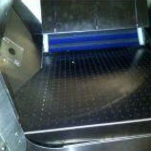 Perforated Sorter Bin